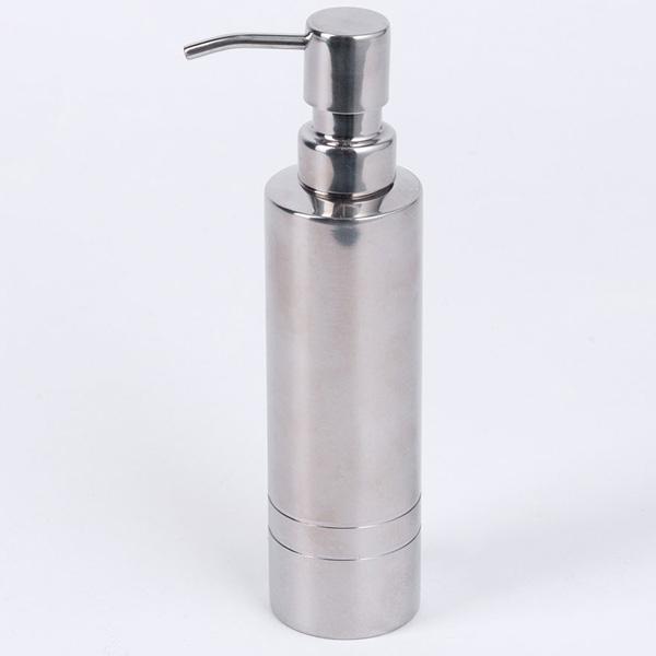Фото - Дозатор для жидкого мыла Ridder London 2106500 Хром дозатор для жидкого мыла siesta настенный хром сатин