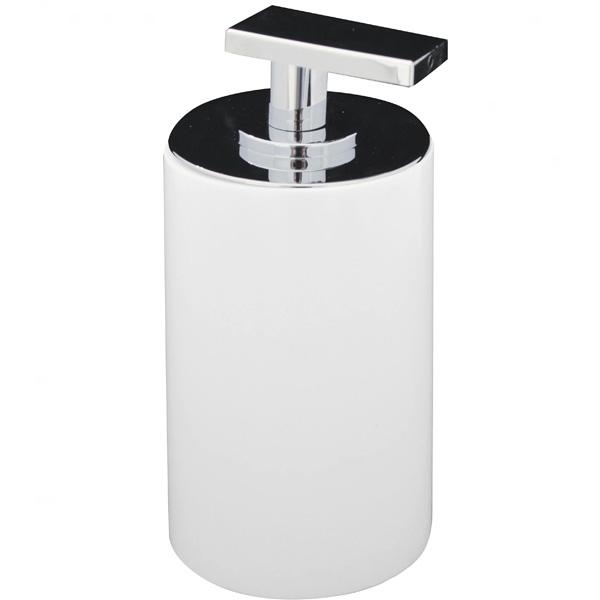Фото - Дозатор для жидкого мыла Ridder Paris 22250501 Белый дозатор для жидкого мыла ridder paris 22250510 черный