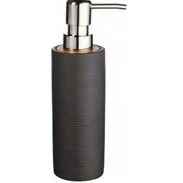 Дозатор для жидкого мыла Ridder Roller 2105507 Серый дозатор для жидкого мыла ridder swing 22300515 синий