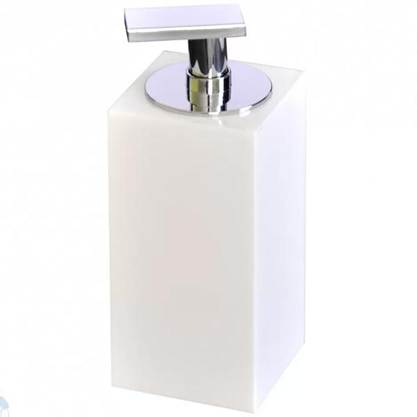 Дозатор для жидкого мыла Ridder Rom 22290501 Белый дозатор для жидкого мыла ridder swing 22300515 синий