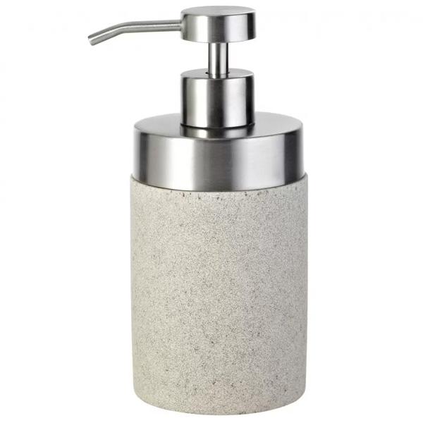 Дозатор для жидкого мыла Ridder Stone 22010511 Бежевый дозатор д жидкого мыла ofelis stone