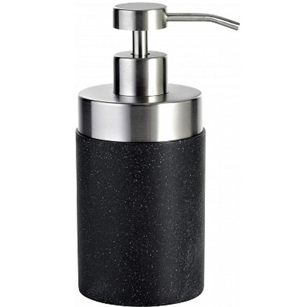 Дозатор для жидкого мыла Ridder Stone 22010510 Черный дозатор д жидкого мыла ofelis stone