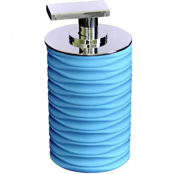 Дозатор для жидкого мыла Ridder Swing 22300515 Синий дозатор для жидкого мыла ridder swing 22300515 синий