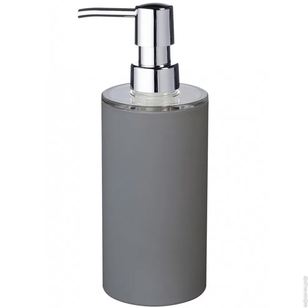 Дозатор для жидкого мыла Ridder Touch 2003507 Серый дозатор для жидкого мыла ridder swing 22300515 синий