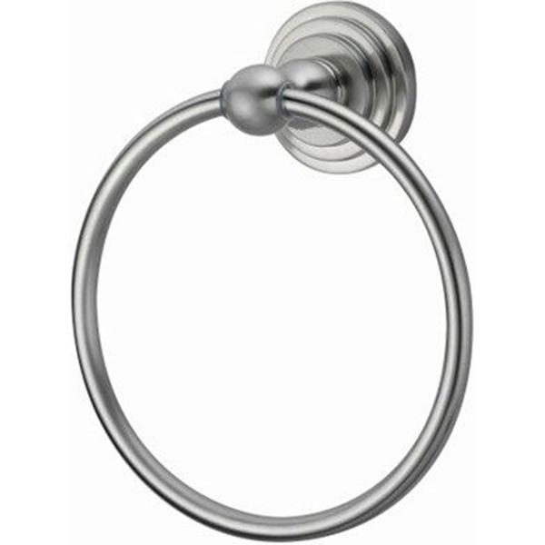 Кольцо для полотенец WasserKRAFT Ammer K-7060 Хром матовый