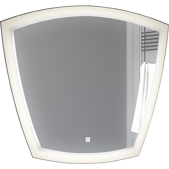 Зеркало Smile Риголетто 90 с подсветкой с сенсорным выключателем зеркало sanvit кубэ 70 с подсветкой с сенсорным выключателем