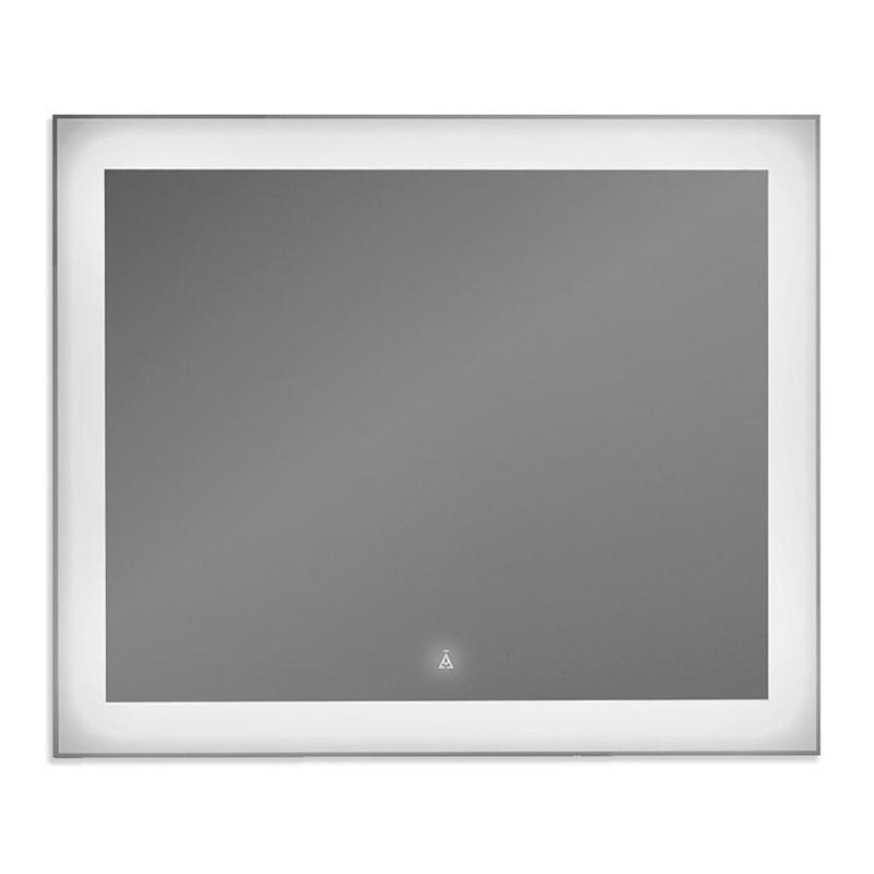 Зеркало Alvaro Banos Barcelona 90 с подсветкой белый