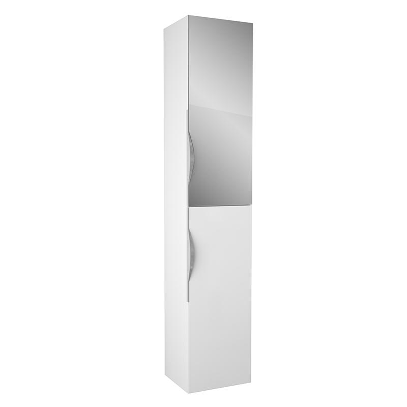 Шкаф пенал Alvaro Banos Alma 30 R/L белый лак