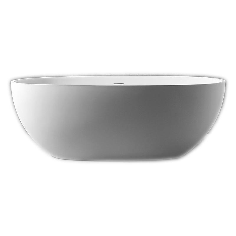 Ванна из искусственного камня NT Bathroom NT201 165х78 без гидромассажа ванна из искусственного камня nt bathroom nt201 165х78 без гидромассажа