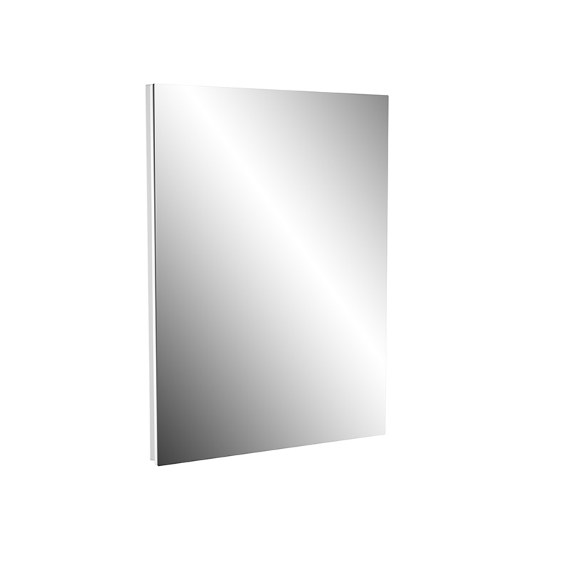 Зеркальный шкаф Alvaro Banos Viento 50 угловой, подвесной Белый