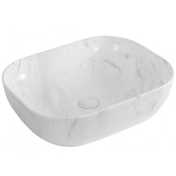 Раковина-чаша CeramaLux 50 K397D9 Белая раковина чаша ceramalux 48 9132 белая