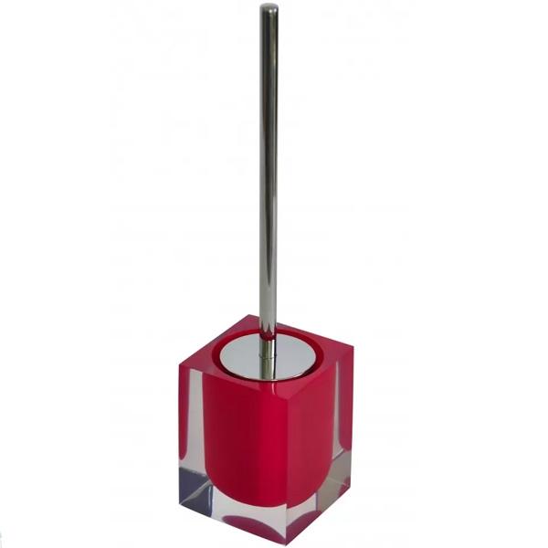 Ершик для унитаза Ridder Colours 22280406 Красный ершик для унитаза ridder elegance 22220406 красный