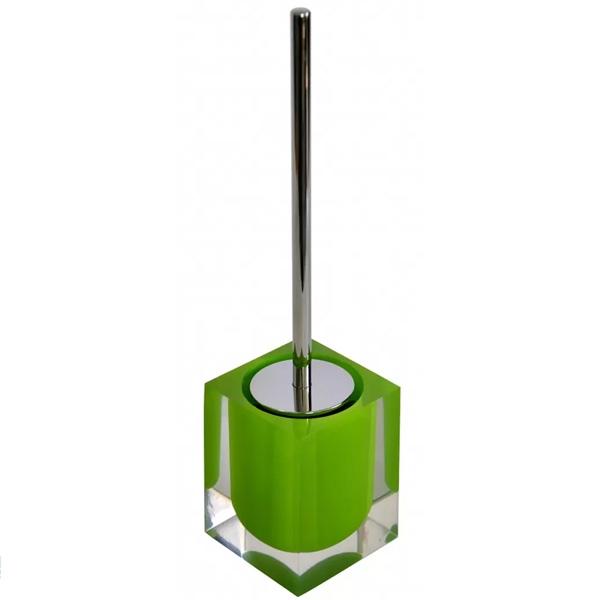 Ершик для унитаза Ridder Colours 22280405 Зеленый ершик для унитаза ridder colours 22280402 розовый