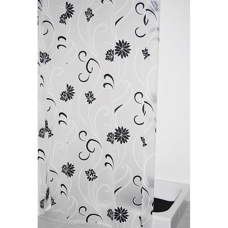Штора для ванны Ridder Anda 200х180 Полупрозрачная