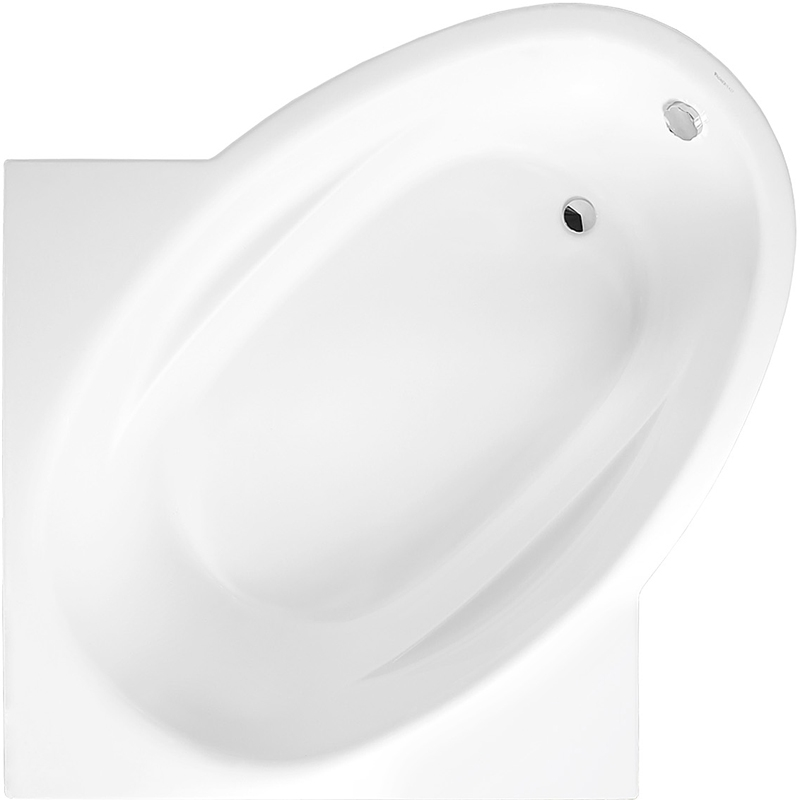 Акриловая ванна Vagnerplast Bahama 110x110 без гидромассажа