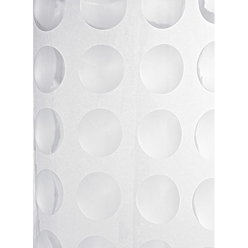 Штора для ванны Ridder Loupe 200х180 Полупрозрачная