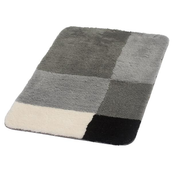 Коврик для ванной комнаты Ridder Pisa 60x90 Серый коврик для ванной комнаты ridder tokio 60x90 серый