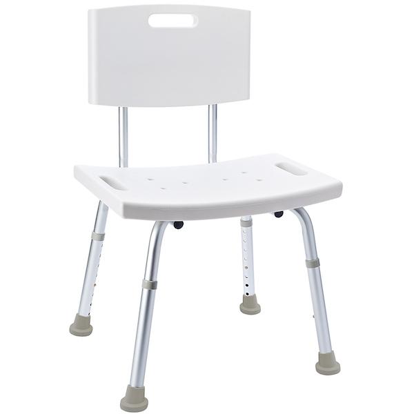 Стул в ванну Ridder Assistent А00602101 Белый, Хром скамейка для входа в ванну ridder assistent а0102001 белый хром