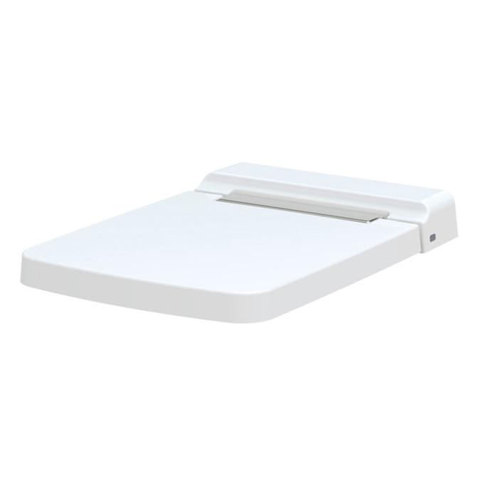 Сиденье для унитаза Toto SG series TC501CVK#W Белое металлческая панель для подвесного унитаза toto sg 7ee0007