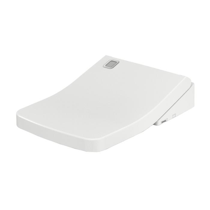 Сиденье для унитаза Toto SG series TCF403REGV1#NW1 Белое металлческая панель для подвесного унитаза toto sg 7ee0007