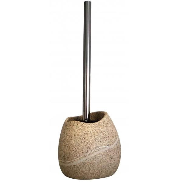 Ершик для унитаза Ridder Little Rock 22190409 Бежевый ершик для унитаза ridder colours 22280407 серый