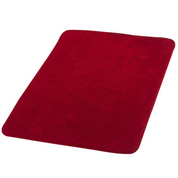 Коврик для ванной комнаты Ridder Palma 60x90 Красный коврик для ванной комнаты ridder la ola 50х55 красный