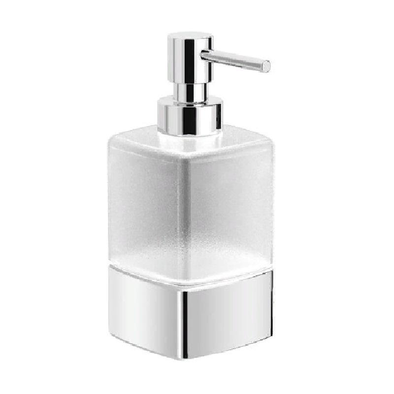 Дозатор для жидкого мыла Langberger 11323A Хром дозатор жидкого мыла настольный langberger 11323a