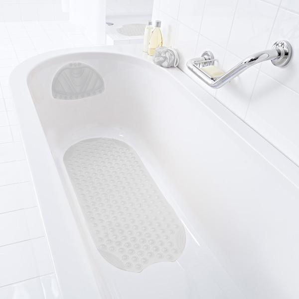 Подголовник для ванны Ridder Tecno 66600 Белый подголовник для ванны bacchetta mickey цвет белый 25 х 34 см