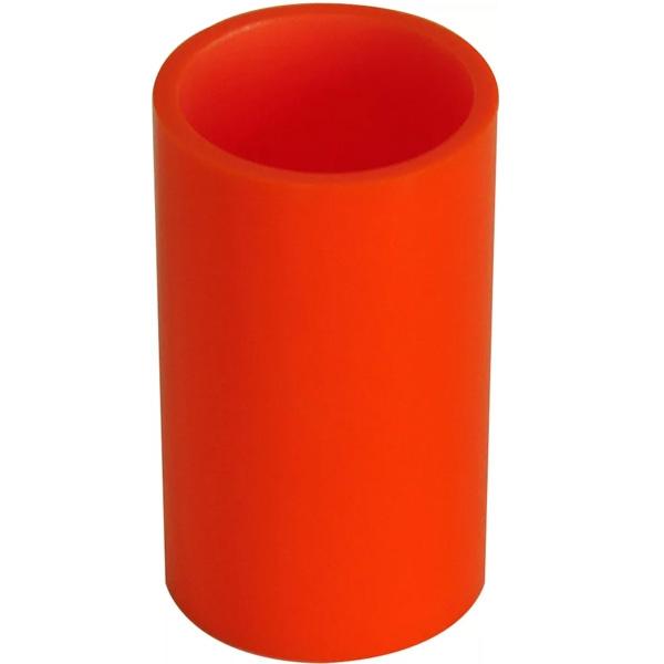 Стакан для зубных щеток Ridder Paris 22250114 Оранжевый стакан для зубных щеток ridder paris белый