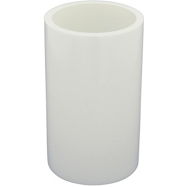Стакан для зубных щеток Ridder Paris 22250101 Белый стакан для зубных щеток ridder paris белый