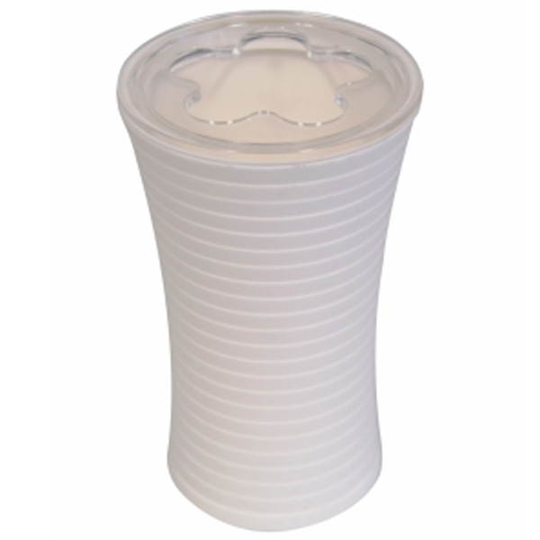 Стакан для зубных щеток Ridder Tower 22200201 Белый стакан для ванной комнаты king tower