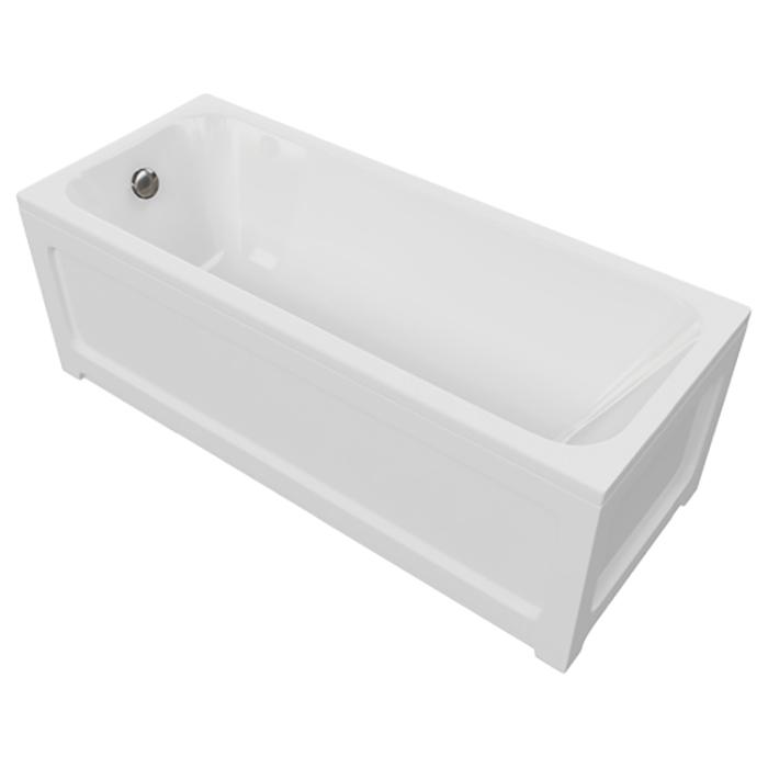 Акриловая ванна Акватек Eco Friendly Мия 120х70 без гидромассажа акриловая ванна акватек мия 165x70 efva165
