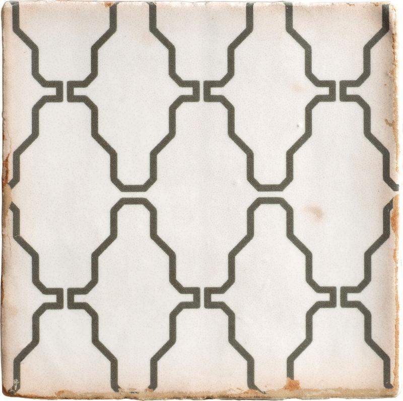 Керамическая плитка Peronda Harmony Argila Archivo Crochet настенная 12,5х12,5 см