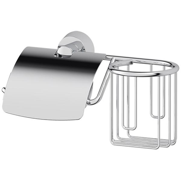 Фото - Держатель освежителя воздуха FBS Vizovice 053 Хром держатель освежителя воздуха с туалетным ершом с крышкой fbs vizovice viz 058