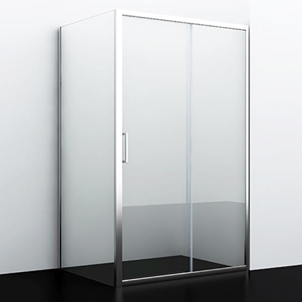 Душевой уголок WasserKRAFT Main 120x80 41S06 Хром Прозрачное стекло душевой поддон wasserkraft main 120x80 41t06