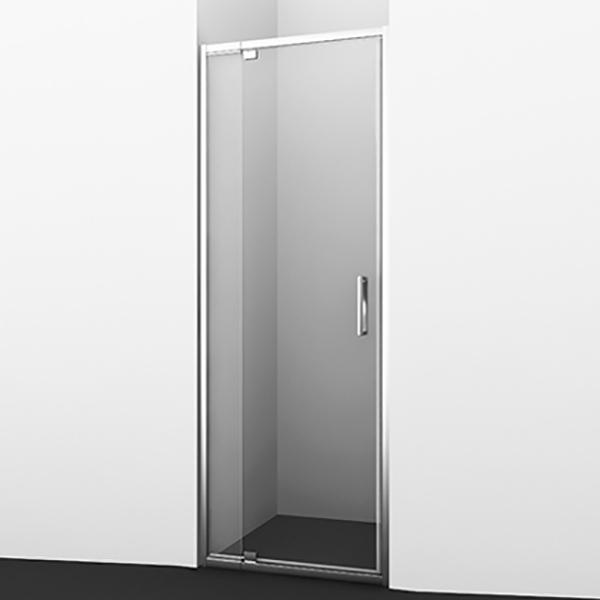 Душевая дверь WasserKRAFT Berkel 48P27 80х200 Хром душевая дверь wasserkraft berkel 48p04 9061849