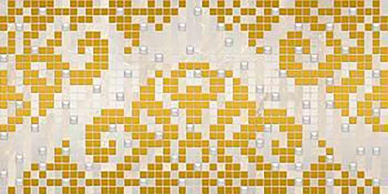 Керамический декор Ceramica Classic Avelana Sunshine бежевый 08-03-11-1337 20х40 см керамический декор ceramica classic мармара паттерн серый 17 03 06 616 20х60 см