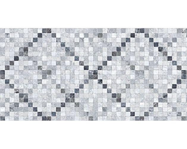 Керамическая плитка Ceramica Classic Arte серый узор 08-30-06-1370 настенная 20х40 см стеклянная вставка ceramica classic мармара пальмира комплект серый 3шт компл 5 5х16 5 см