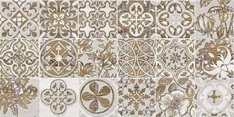 Керамический декор Ceramica Classic Bona If тёмно-серый 08-05-06-1344-6 20х40 см