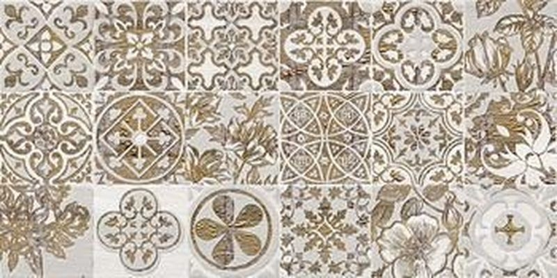 Керамический декор Ceramica Classic Bona If бежевый 08-05-11-1344-5 20х40 см керамический декор ceramica classic петра с 3 мя вырезами бежевый 20х60 см