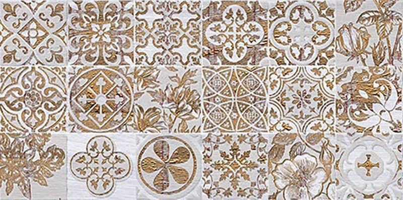 Керамический декор Ceramica Classic Bona If серый 08-05-06-1344-5 20х40 см