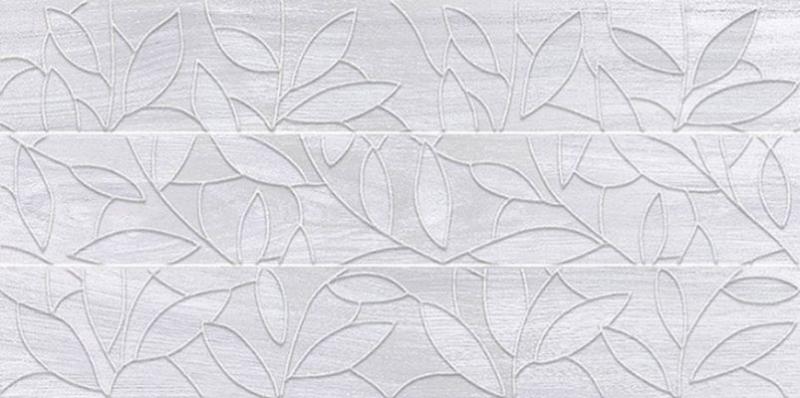 Керамический декор Ceramica Classic Bona серый 08-03-06-1344-2 20х40 см