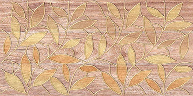 Керамический декор Ceramica Classic Bona темно-бежевый 08-03-11-1344-3 20х40 см керамический декор ceramica classic мармара паттерн серый 17 03 06 616 20х60 см