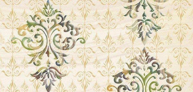 декор настенный 20х40 marcella parquet бежевый Керамический декор Ceramica Classic Frame бежевый 08-05-11-1368 20х40 см