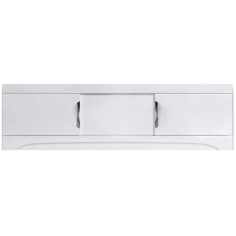 Фронтальная панель для ванны Alavann Монако 150 449606 Белая цены