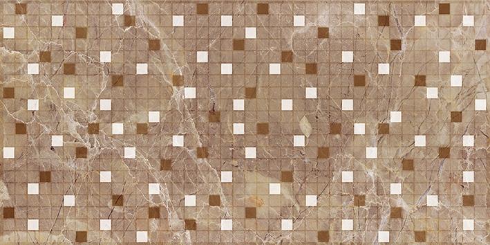 Керамический декор Ceramica Classic Nemo Helias коричневый 08-03-15-1362 20х40 см керамический декор ceramica classic мармара паттерн серый 17 03 06 616 20х60 см