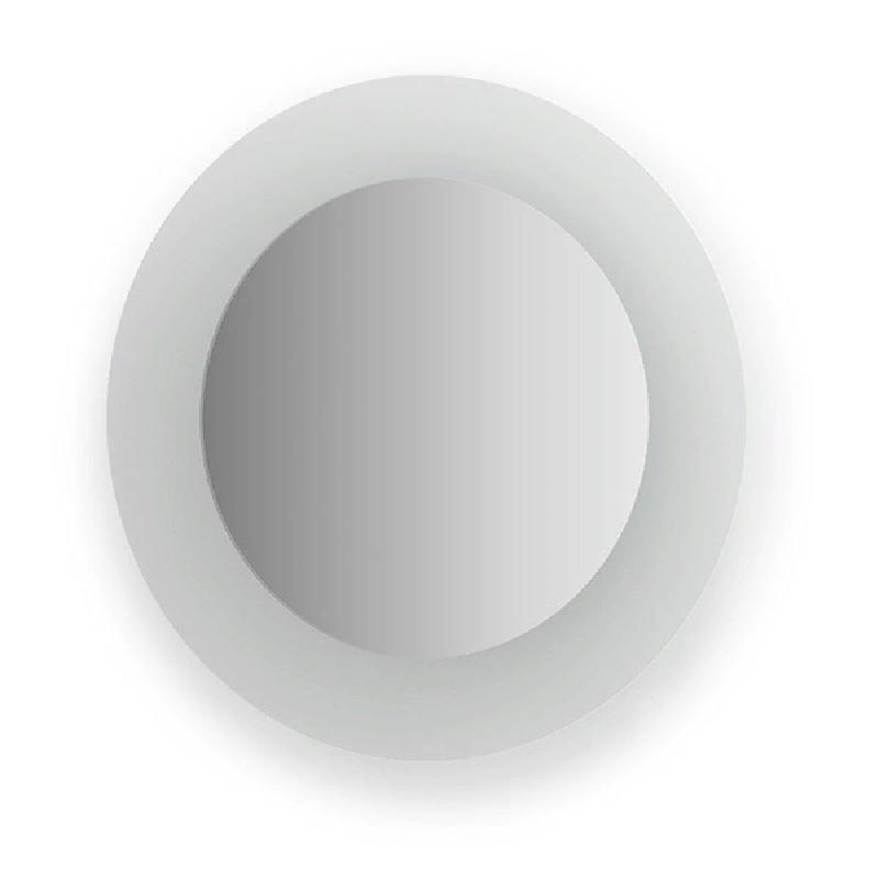 Зеркало Evoform Fashion 40х40 без подсветки