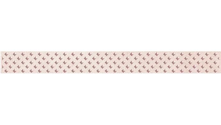 Керамический бордюр Ceramica Classic Versus Chic розовый 46-03-41-1335 4х40 см керамический бордюр ceramica classic versus chic розовый 46 03 41 1335 4х40 см