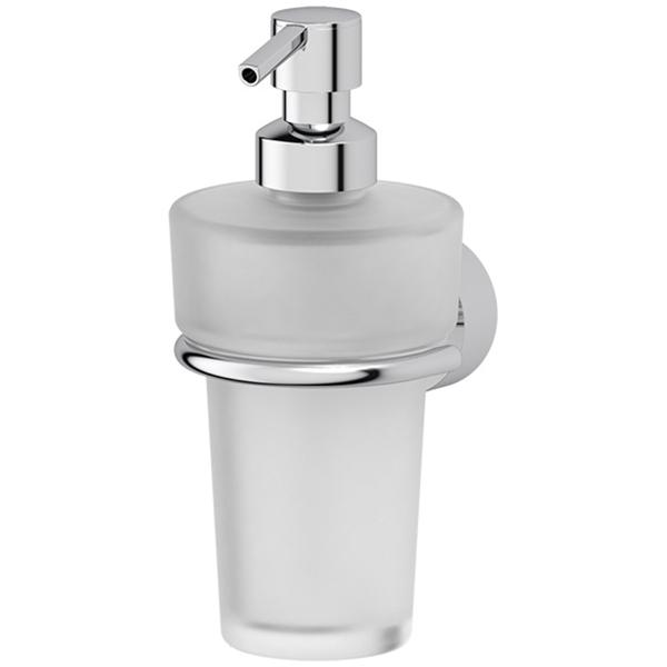 Дозатор для жидкого мыла FBS Nostalgy 009 Хром дозатор для жидкого мыла dornbracht square 83 430 910 00 хром