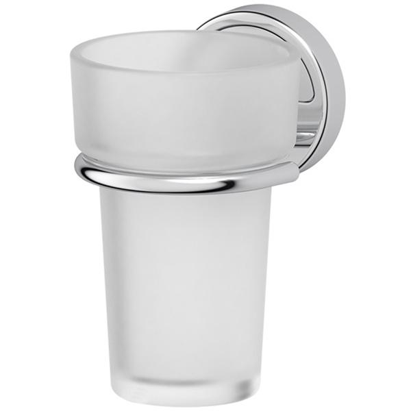 Стакан для зубных щеток FBS Luxia 006 Хром